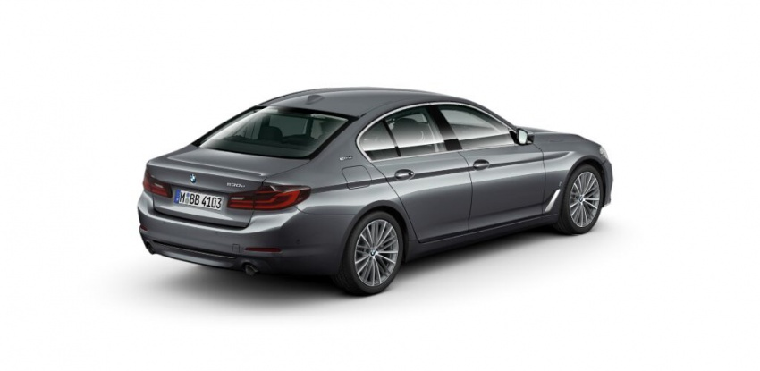 BMW 530e iPerformance plug-in hybrid launched in Malaysia – 252 hp, 0-100 km/h in 6.2 secs, RM344k Image #765435