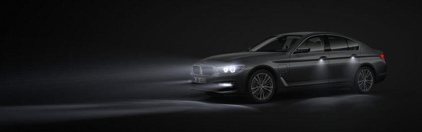 BMW 530e iPerformance plug-in hybrid launched in Malaysia – 252 hp, 0-100 km/h in 6.2 secs, RM344k Image #765439