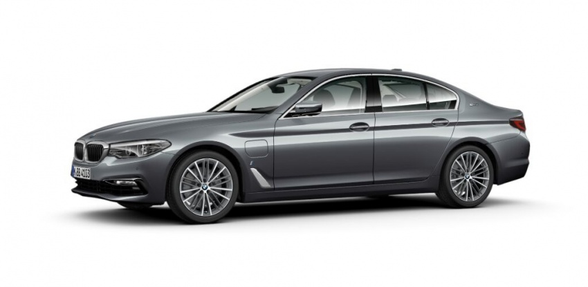 BMW 530e iPerformance plug-in hybrid launched in Malaysia – 252 hp, 0-100 km/h in 6.2 secs, RM344k Image #765389