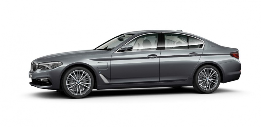 BMW 530e iPerformance plug-in hybrid launched in Malaysia – 252 hp, 0-100 km/h in 6.2 secs, RM344k Image #765390