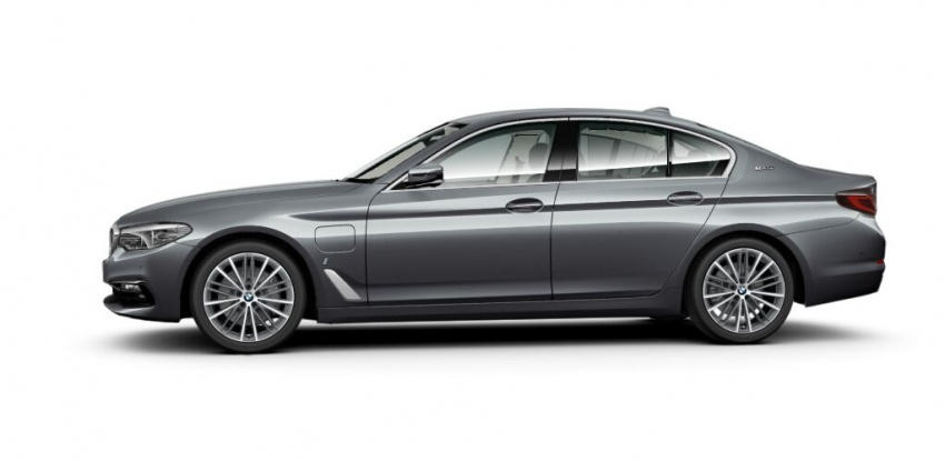 BMW 530e iPerformance plug-in hybrid launched in Malaysia – 252 hp, 0-100 km/h in 6.2 secs, RM344k Image #765391