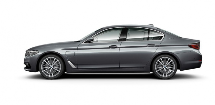 BMW 530e iPerformance plug-in hybrid launched in Malaysia – 252 hp, 0-100 km/h in 6.2 secs, RM344k Image #765392