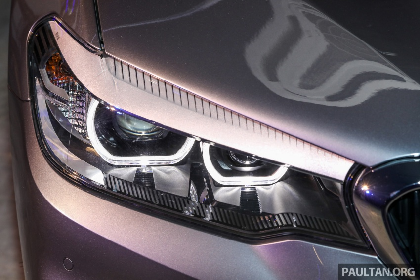 BMW 530e iPerformance plug-in hybrid launched in Malaysia – 252 hp, 0-100 km/h in 6.2 secs, RM344k Image #766768