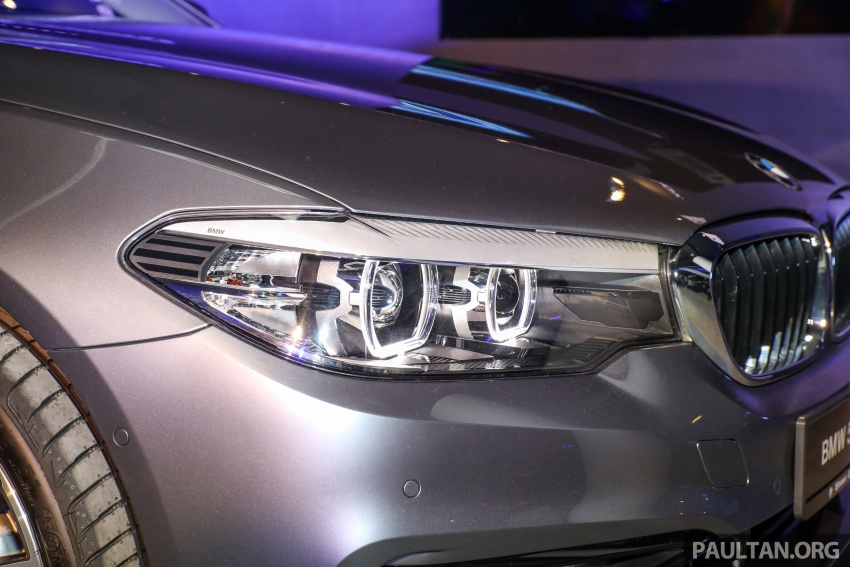 BMW 530e iPerformance plug-in hybrid launched in Malaysia – 252 hp, 0-100 km/h in 6.2 secs, RM344k Image #766769