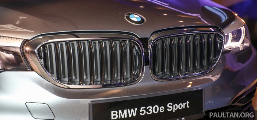BMW 530e iPerformance plug-in hybrid launched in Malaysia – 252 hp, 0-100 km/h in 6.2 secs, RM344k Image #766772