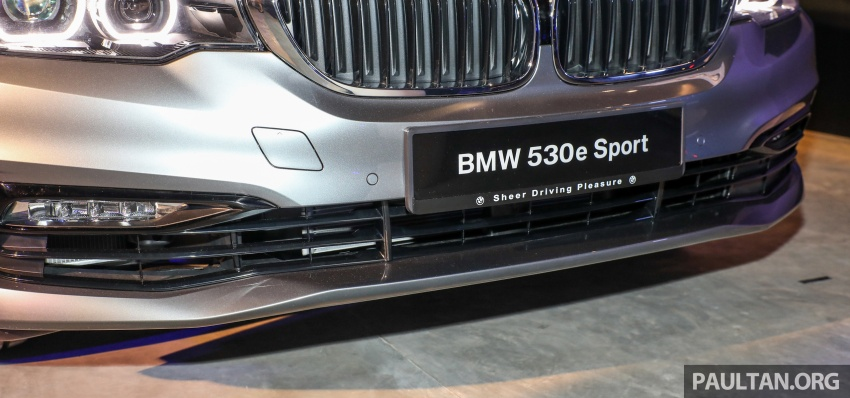 BMW 530e iPerformance plug-in hybrid launched in Malaysia – 252 hp, 0-100 km/h in 6.2 secs, RM344k Image #766773
