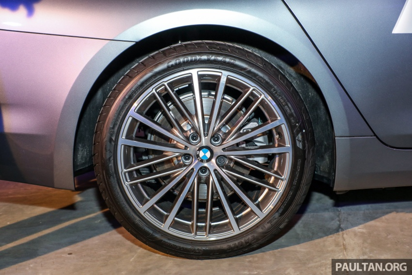 BMW 530e iPerformance plug-in hybrid launched in Malaysia – 252 hp, 0-100 km/h in 6.2 secs, RM344k Image #766783