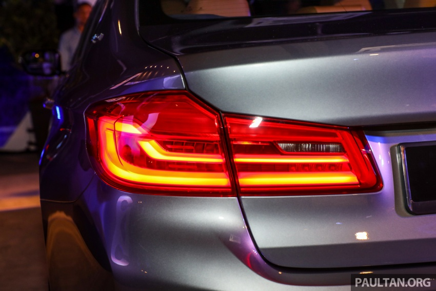 BMW 530e iPerformance plug-in hybrid launched in Malaysia – 252 hp, 0-100 km/h in 6.2 secs, RM344k Image #766787