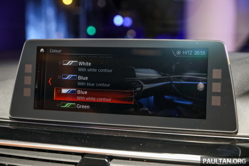BMW 530e iPerformance plug-in hybrid launched in Malaysia – 252 hp, 0-100 km/h in 6.2 secs, RM344k Image #766888