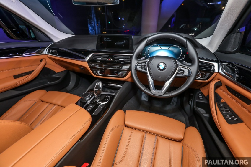 BMW 530e iPerformance plug-in hybrid launched in Malaysia – 252 hp, 0-100 km/h in 6.2 secs, RM344k Image #766904