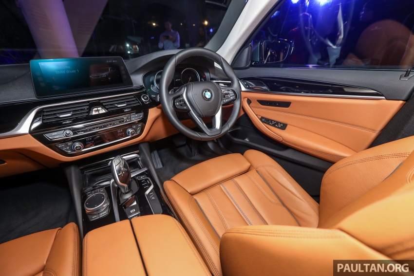 BMW 530e iPerformance plug-in hybrid launched in Malaysia – 252 hp, 0-100 km/h in 6.2 secs, RM344k Image #766905