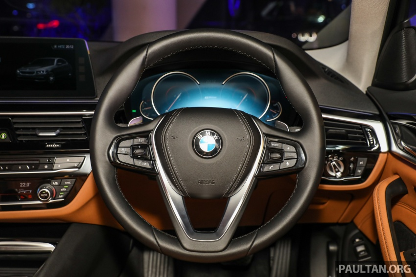 BMW 530e iPerformance plug-in hybrid launched in Malaysia – 252 hp, 0-100 km/h in 6.2 secs, RM344k Image #766853