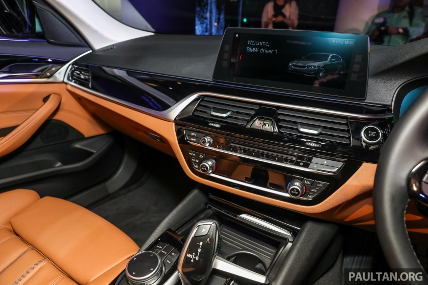 BMW 530e iPerformance plug-in hybrid launched in Malaysia – 252 hp, 0-100 km/h in 6.2 secs, RM344k Image #766868