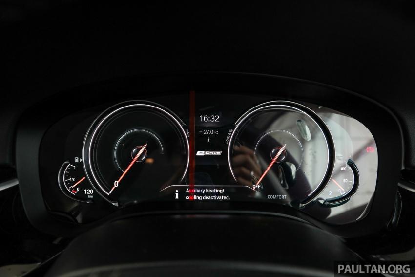 GALLERY: BMW 530e iPerformance plug-in vs 530i Image #769798