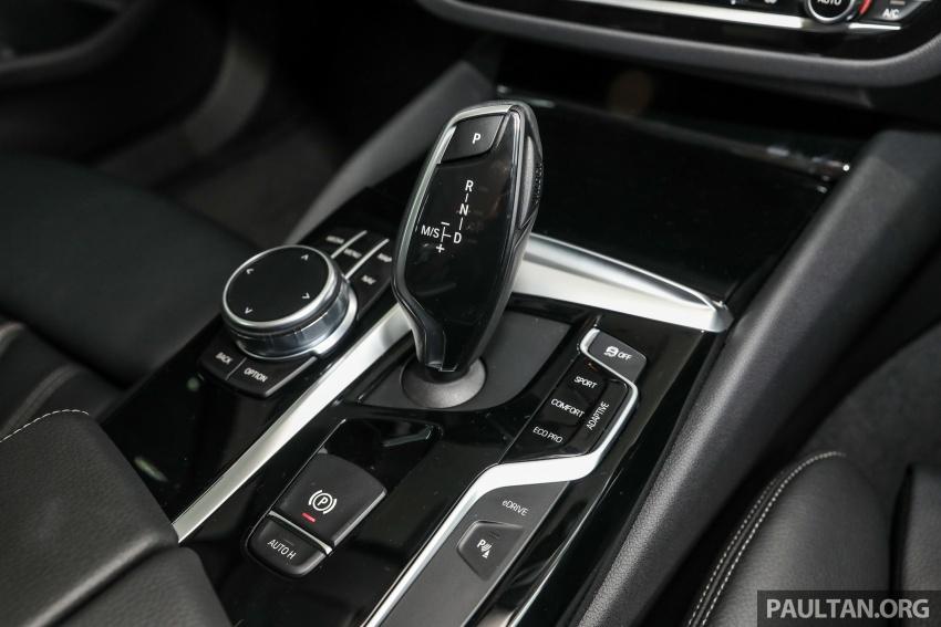 GALLERY: BMW 530e iPerformance plug-in vs 530i Image #769802