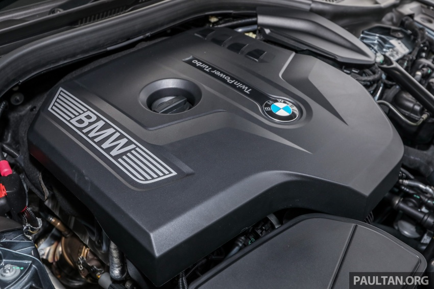 GALLERY: BMW 530e iPerformance plug-in vs 530i Image #769834