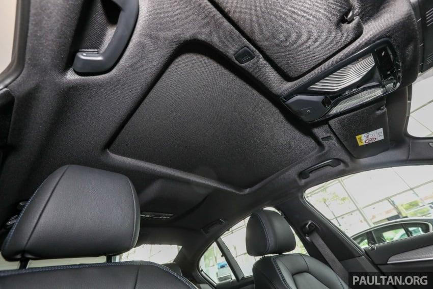 GALLERY: BMW 530e iPerformance plug-in vs 530i Image #769845