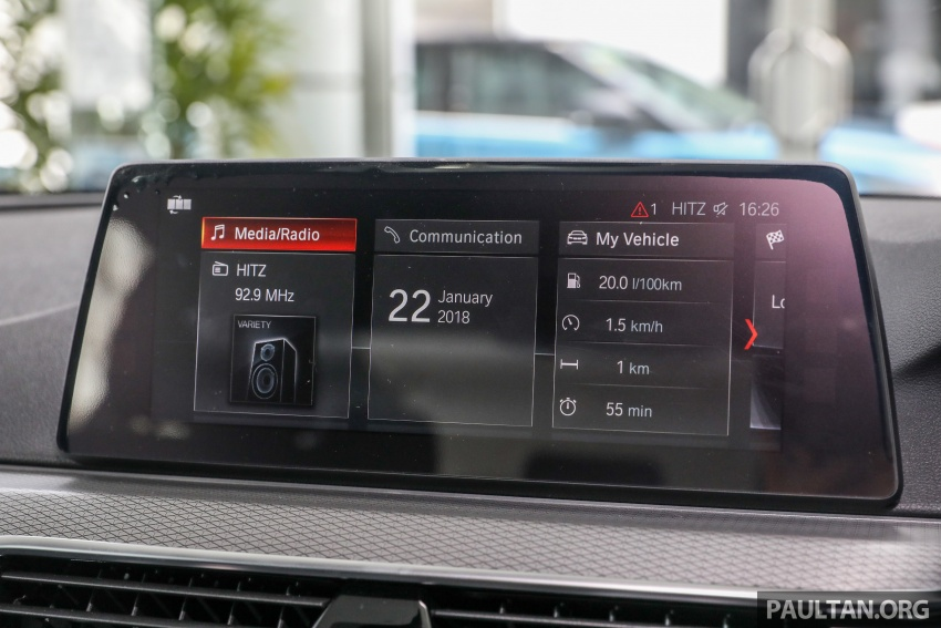 GALLERY: BMW 530e iPerformance plug-in vs 530i Image #769840