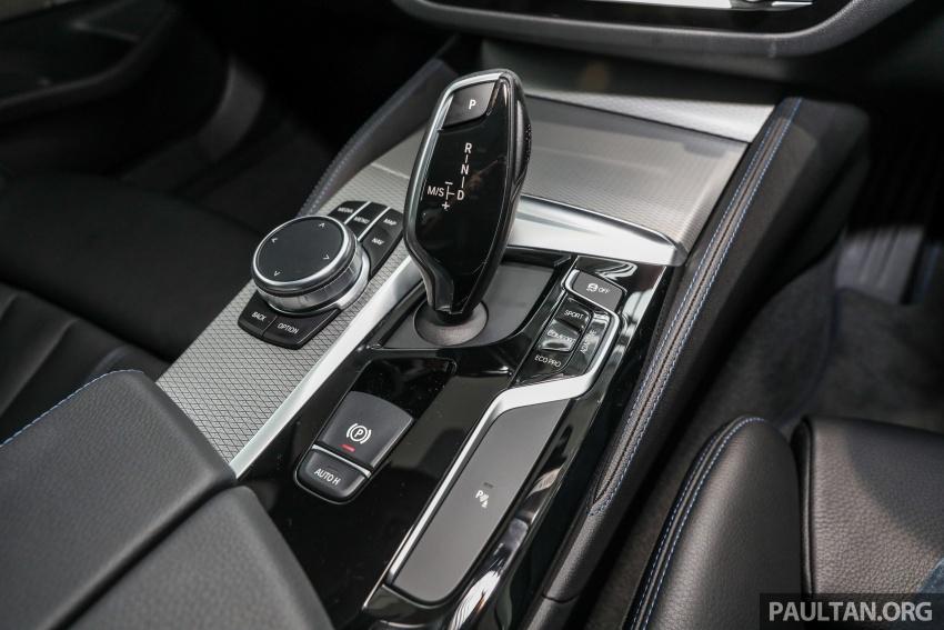 GALLERY: BMW 530e iPerformance plug-in vs 530i Image #769842