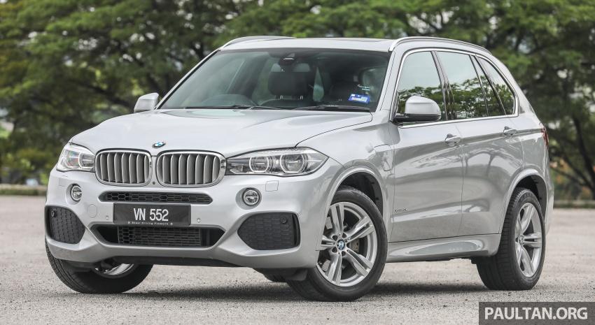 PANDU UJI: BMW X5 xDrive40e – bagi yang mahukan teknologi hijau dan perlukan praktikaliti sebuah SUV Image #760252