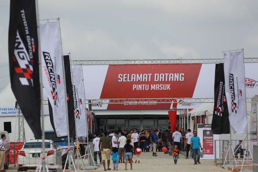 2018 Toyota Gazoo Racing Festival in Johor – day one Image #768018