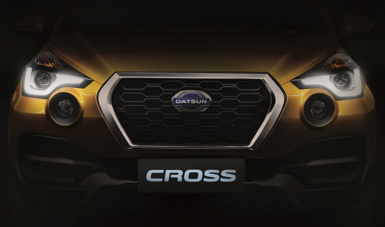 Datsun Cross world debut in Indonesia on January 18