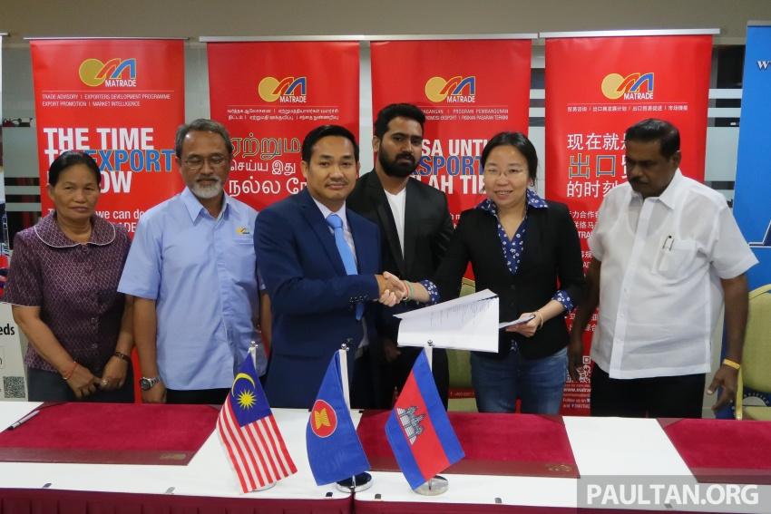 Demak Motorcycles signs USD 50 mill Cambodia deal Image #759616