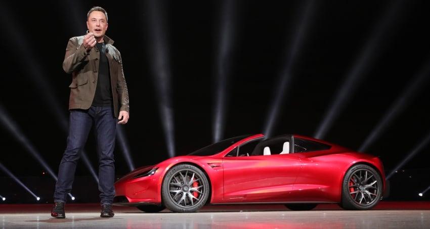 Elon Musk won't get paid by Tesla if targets not met Image #769746