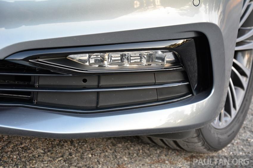 DRIVEN: G30 BMW 530e iPerformance plug-in hybrid Image #758371