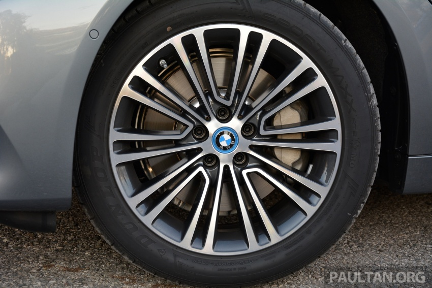 DRIVEN: G30 BMW 530e iPerformance plug-in hybrid Image #758385