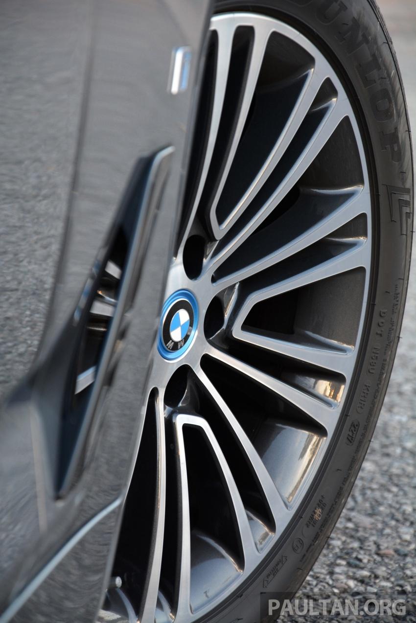 DRIVEN: G30 BMW 530e iPerformance plug-in hybrid Image #758396