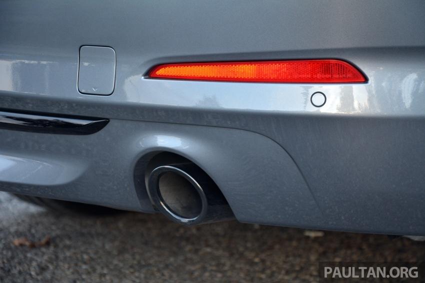 DRIVEN: G30 BMW 530e iPerformance plug-in hybrid Image #758399