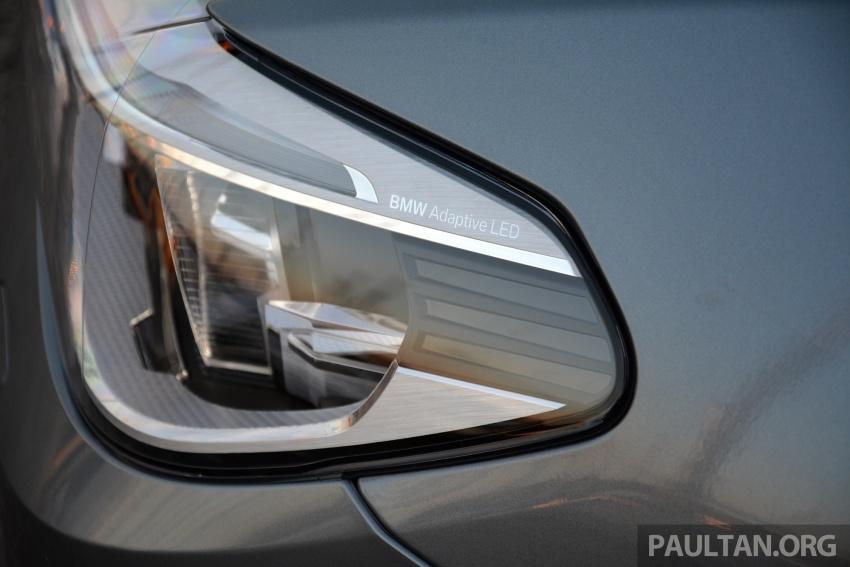 DRIVEN: G30 BMW 530e iPerformance plug-in hybrid Image #758401