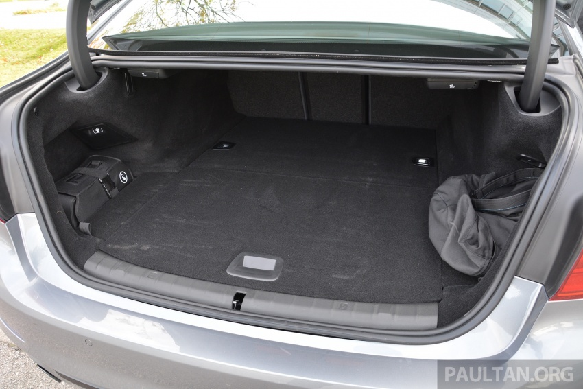 DRIVEN: G30 BMW 530e iPerformance plug-in hybrid Image #758413