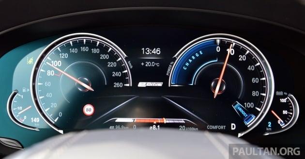 Driven G30 Bmw 530e Iperformance Plug In Hybrid