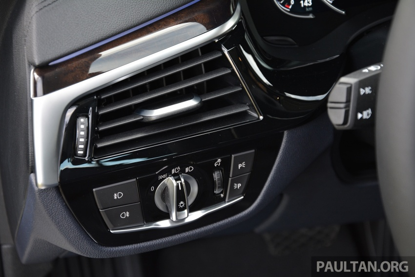DRIVEN: G30 BMW 530e iPerformance plug-in hybrid Image #758430