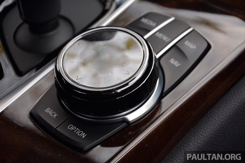DRIVEN: G30 BMW 530e iPerformance plug-in hybrid Image #758438