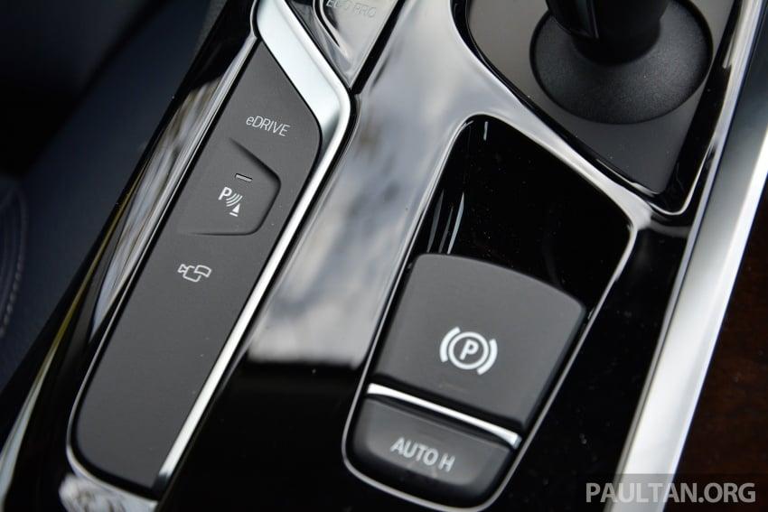 DRIVEN: G30 BMW 530e iPerformance plug-in hybrid Image #758443