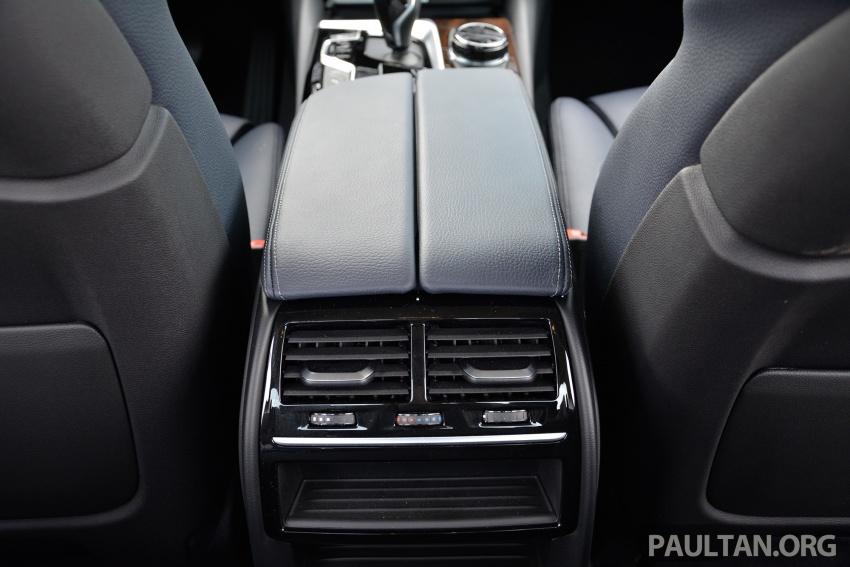 DRIVEN: G30 BMW 530e iPerformance plug-in hybrid Image #758454