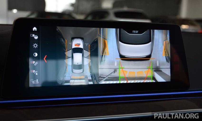 DRIVEN: G30 BMW 530e iPerformance plug-in hybrid Image #758457