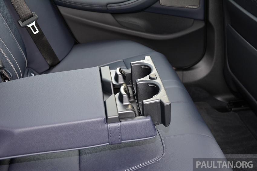 DRIVEN: G30 BMW 530e iPerformance plug-in hybrid Image #758459