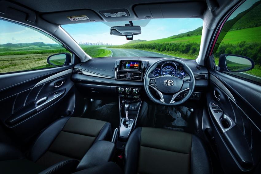 Toyota Vios dipertingkat untuk 2018 – rekaan bodykit baru, dibuka untuk tempahan, harga dari RM74,980 Image #756689