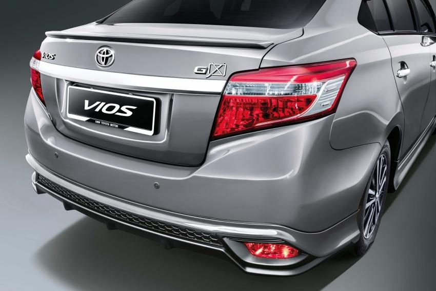 Toyota Vios dipertingkat untuk 2018 – rekaan bodykit baru, dibuka untuk tempahan, harga dari RM74,980 Image #756693