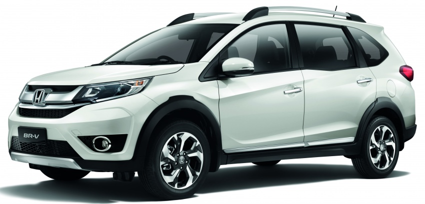Honda Malaysia introduces White Orchid Pearl for four CKD models – new colour replaces Taffeta White Image #770781