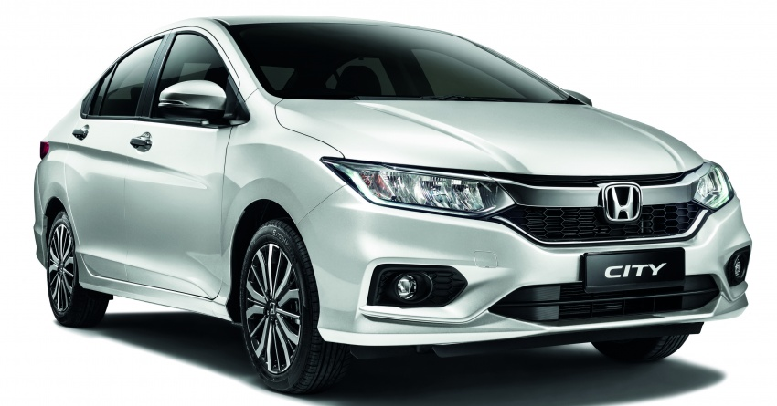 Honda Malaysia introduces White Orchid Pearl for four CKD models – new colour replaces Taffeta White Image #770782