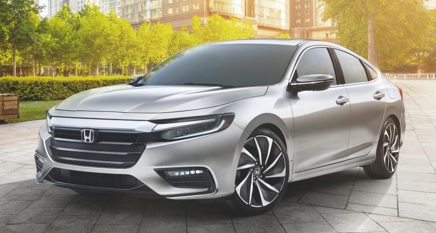Honda Insight generasi baharu – lebih imej dan perincian didedahkan sebelum muncul di Detroit Image #761514