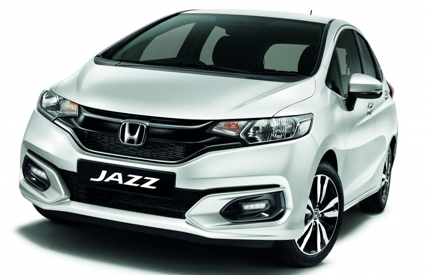 Honda Malaysia introduces White Orchid Pearl for four CKD models – new colour replaces Taffeta White Image #770784