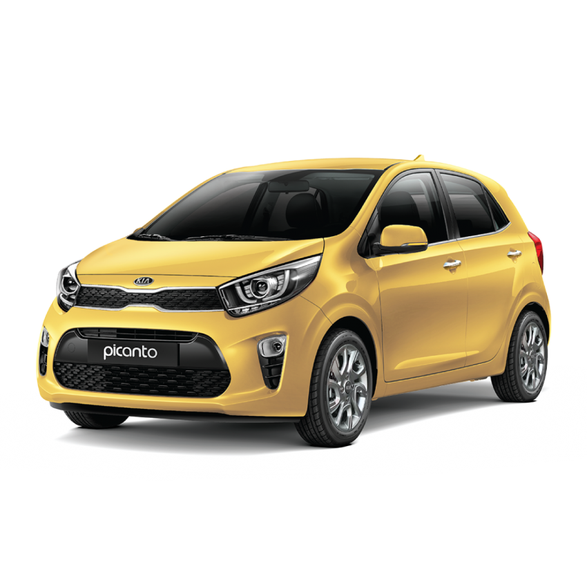 2018 Kia Picanto launched in Malaysia – RM49,888 Image #759013