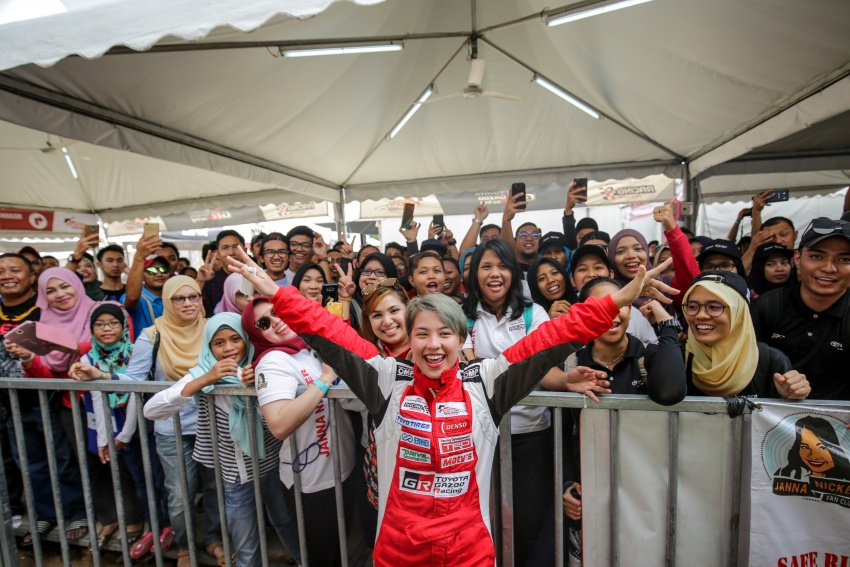 2018 Toyota Gazoo Racing Festival in Johor – day one Image #768033