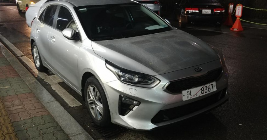 2018 Kia cee'd undisguised – is this the new Cerato? Image #756062